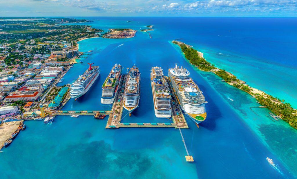 As Bahamas é um dos países que estão recebendo brasileiros durante a pandemia