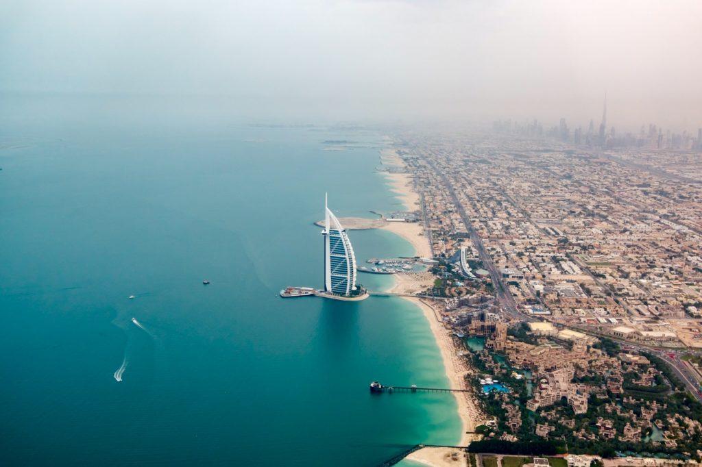 Turistas vindos do Brasil estão autorizados a visitar Dubai