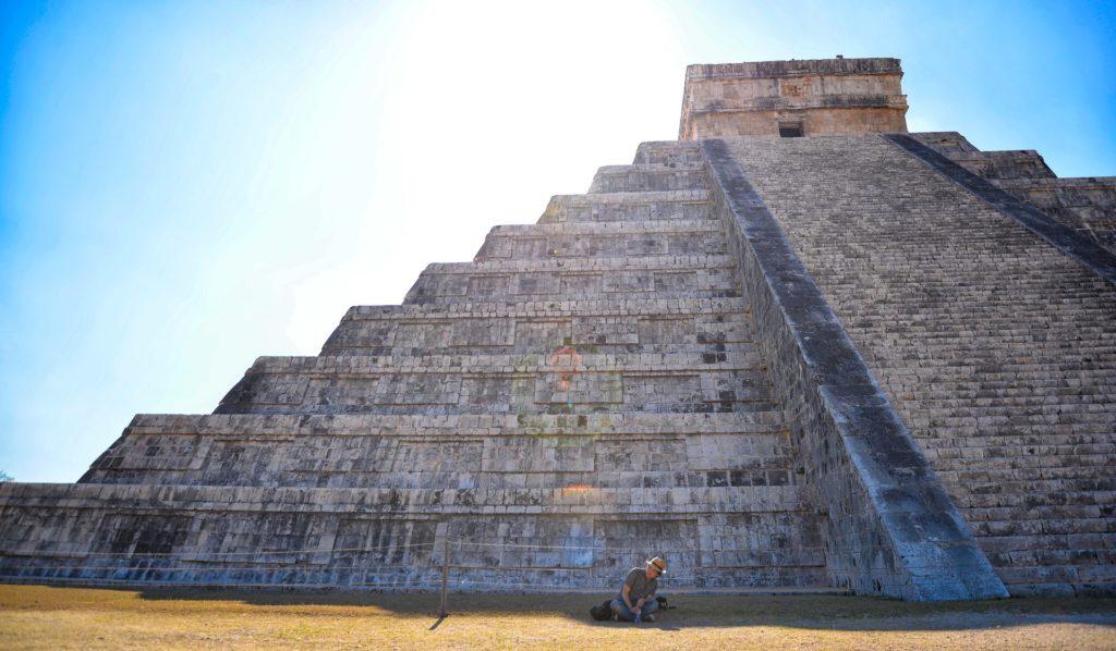 No México, algumas cidades estão recebendo turistas brasileiros