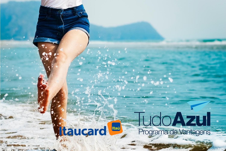 Promo Itaucard e TudoAzul