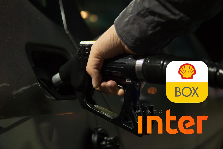 Banco Inter e Shell Box