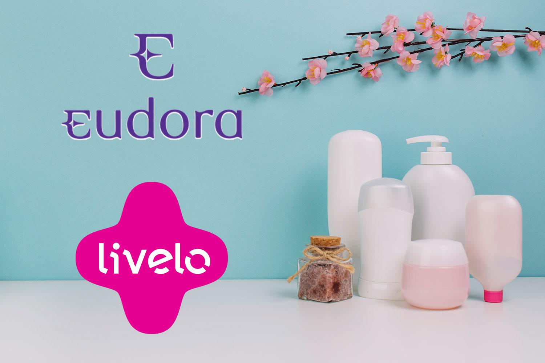 Livelo e Eudora