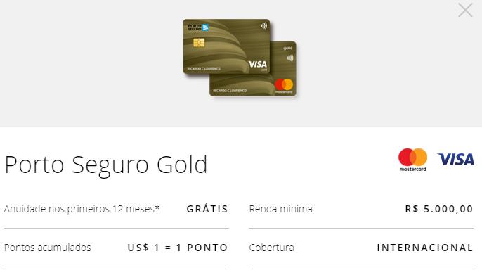 Porto Seguro Gold
