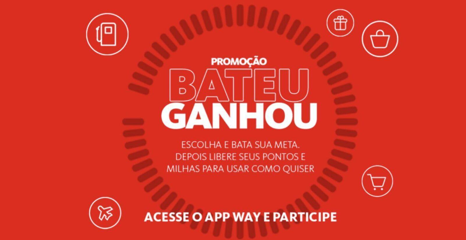 Santander Bateu, Ganhou