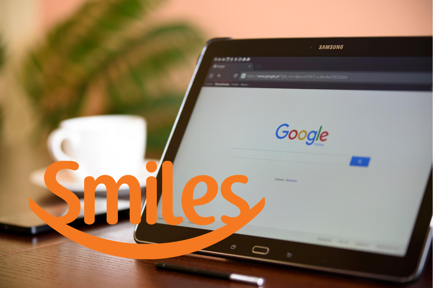 Smiles e Google Chrome