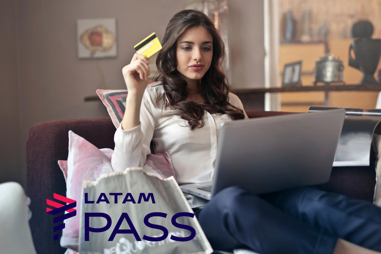 LATAM Pass e Itaucard