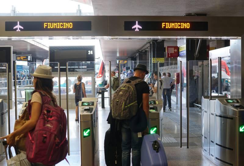 Aeroporto de Roma