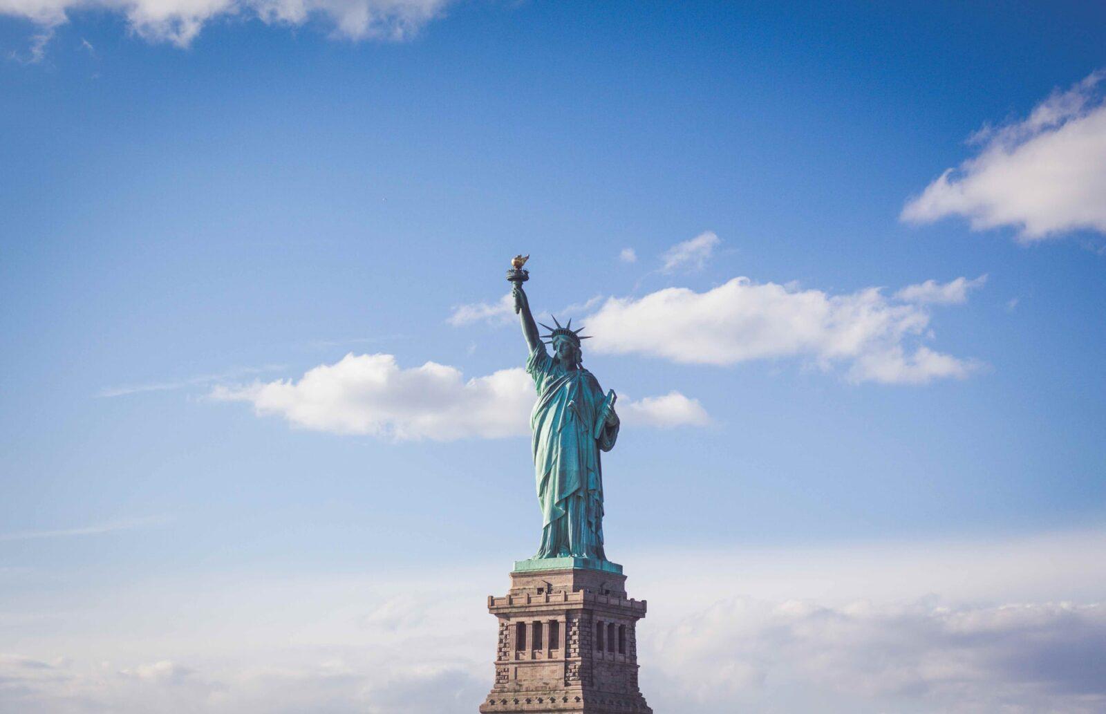viajar para os Estados Unidos