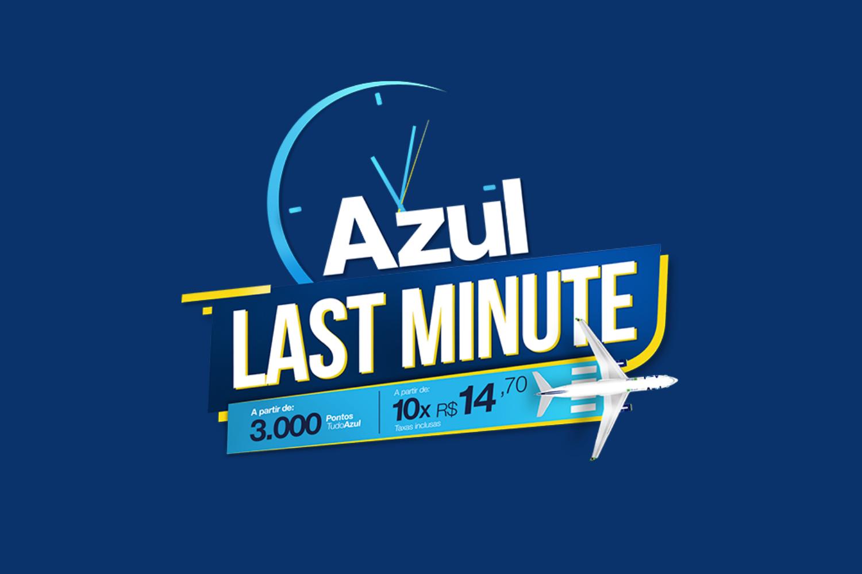 Azul last minute
