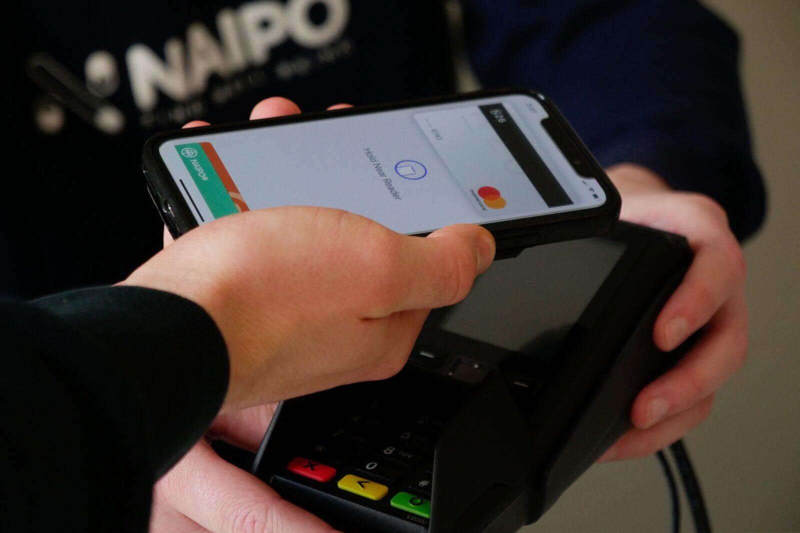 Aplicativos de pagamento