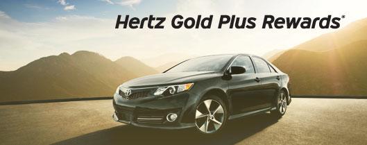 O programa Hertz Gold Plus Rewards