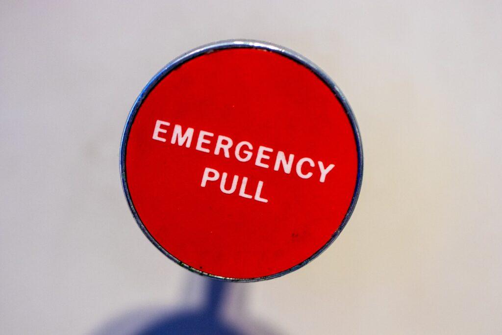 Você deve seguir algumas regras para acionar o seguro