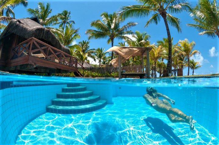 Nannai acomodação com piscina exclusiva