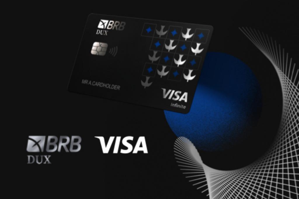 O BRB DUX Visa Infinite é o melhor cartão para acumular pontos em 2021