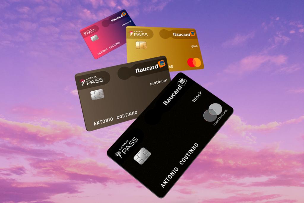 Cartões LATAM Pass Itaucard
