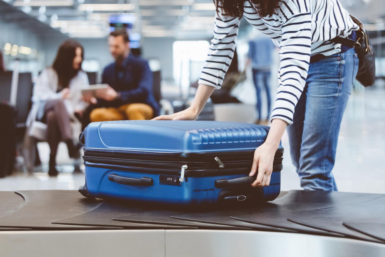Despachar bagagem