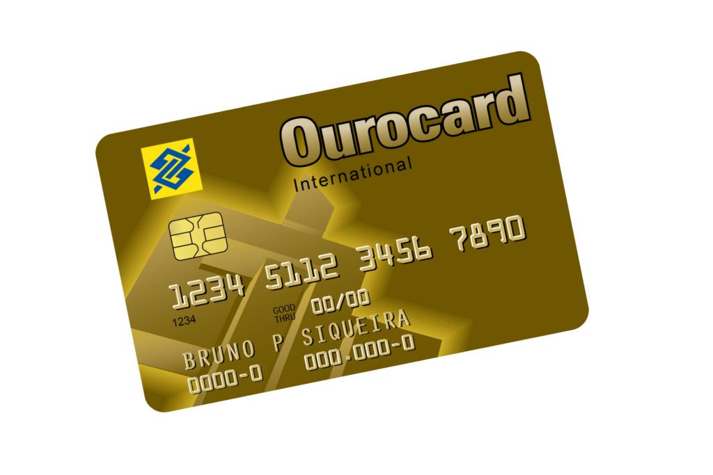 O cartão internacional pode ser o mesmo que você usa no dia a dia