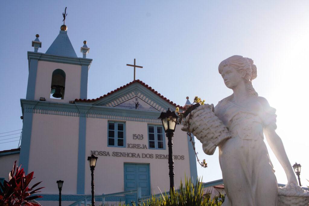 Igreja Nossa Senhora dos Remédios - Cabo Frio