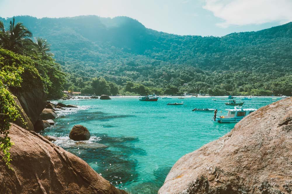 Ilha Grande - RJ Fonte Mala de Aventuras
