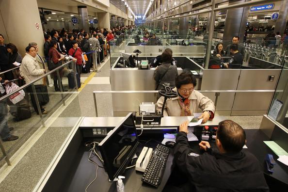 Mesmo fazendo a quarentena em outro país, ainda existe o risco de você não conseguir entrar nos Estados Unidos