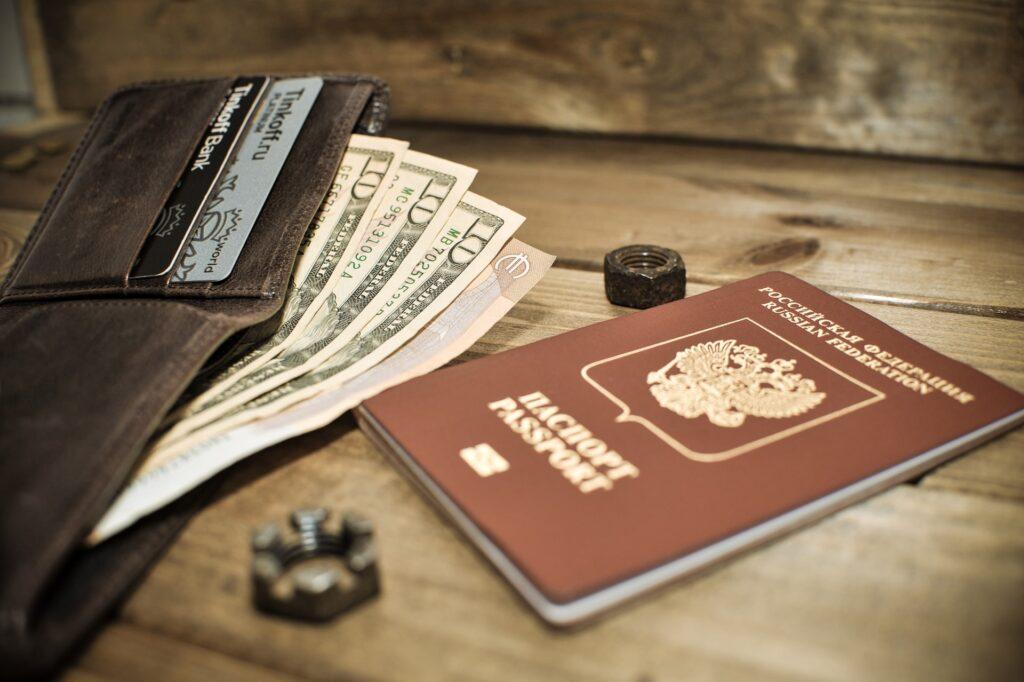 O ideal é levar dinheiro em mais de uma forma