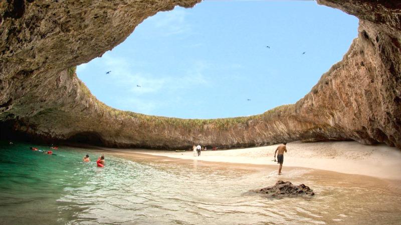 Praia do Amor em Pipa - RN