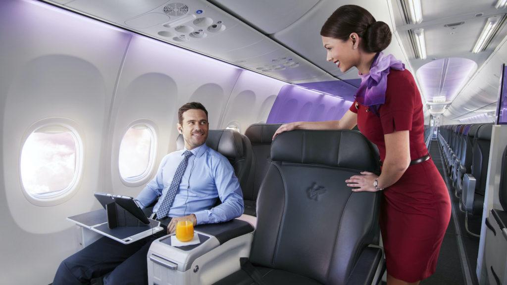 Uma das formas de acumular pontos na SkyMiles é realizar voos com a Delta e companhias parceira
