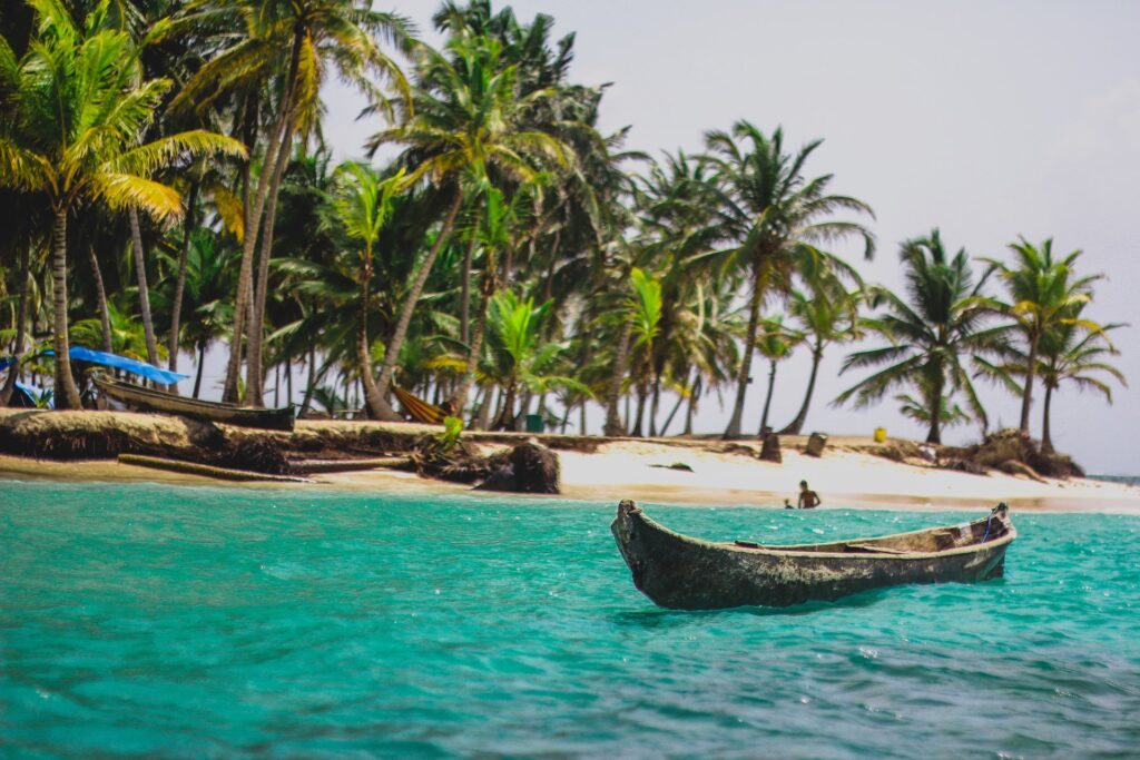 Ilha de San Blas - Panamá