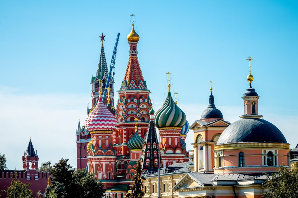 Que tal conhecer a capital russa pagando pouco