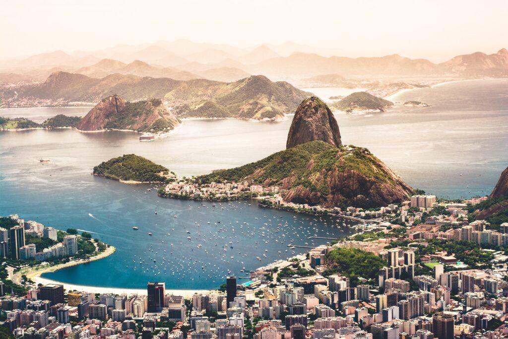 Surpreendentemente a cidade do Rio ocupa o terceiro lugar do ranking da Bounce
