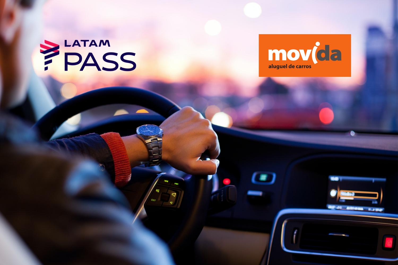 LATAM Pass e Movida