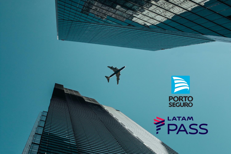 Porto Seguro e LATAM Pass