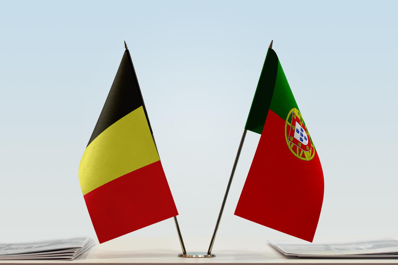 Bélgica e Portugal