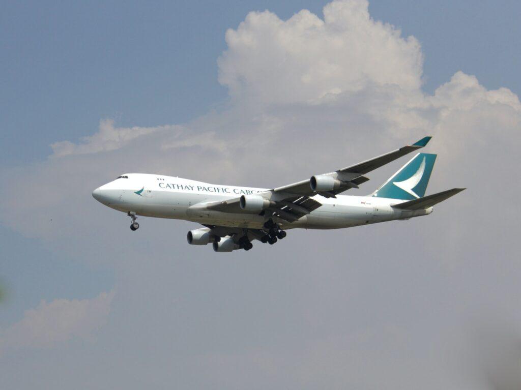 A Cathay Pacific é a 6ª colocada no ranking
