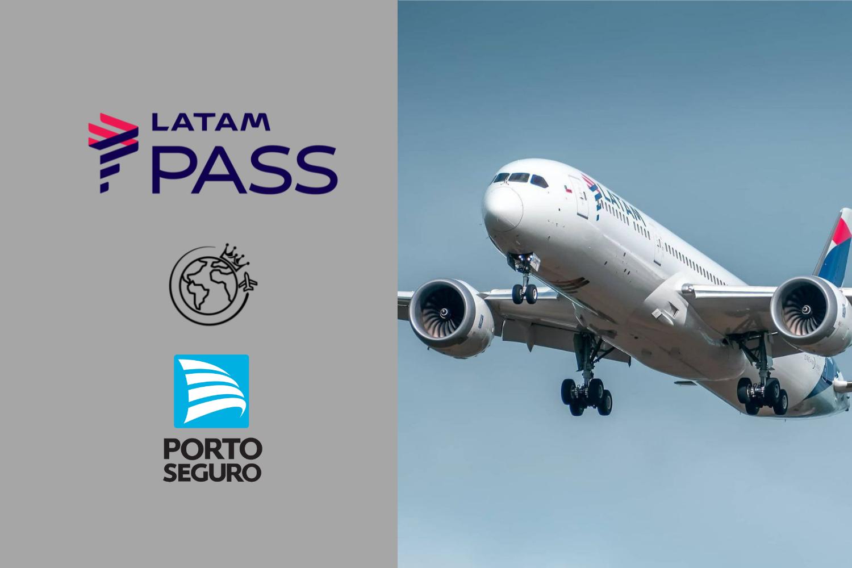 LATAM Pass e Porto